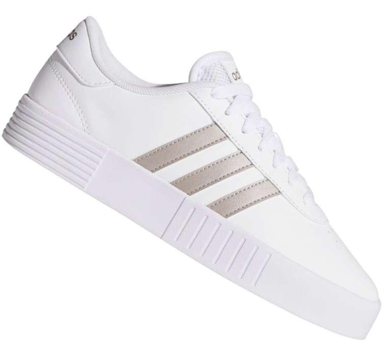 Geomix: Adidas Sneaker Sale mit mind. 40% Rabatt + VSKfrei - z.B. Court Bold Damen Sneaker für 32,96€