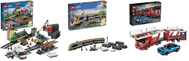 Amazon 3-für-2 Aktion auf Lego-Sets