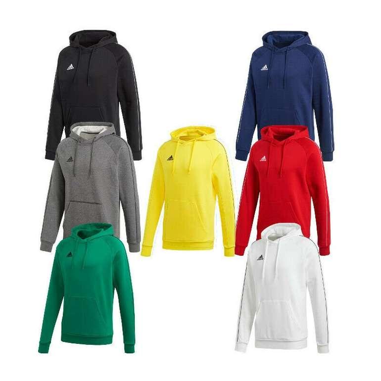 Adidas Core 18 Herren Hoody in 7 Farben für 21,56€ inkl. Versand (statt 25€)