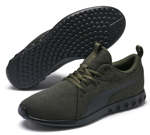 Puma Carson 2 MultiKnit Herren Sneaker für 27,20€ inkl. Versand (statt 35€)