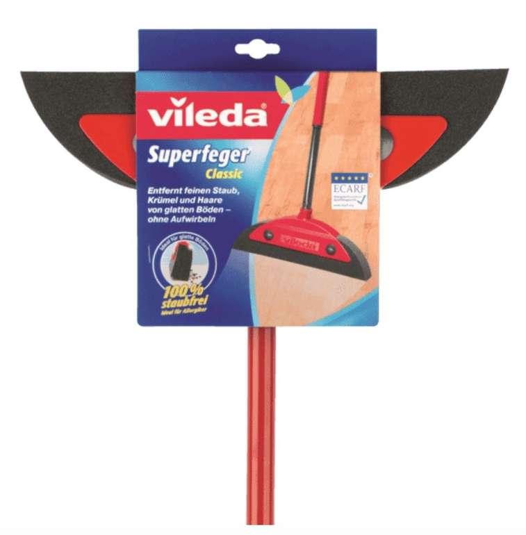 Vileda 1469 Superfeger Classic Zimmerbesen für 6€ inkl. Versand (statt 14€)
