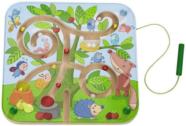 Haba 301057 - Magnetspiel Baumlabyrinth für 13,64€ mit Prime (statt 17,21€)
