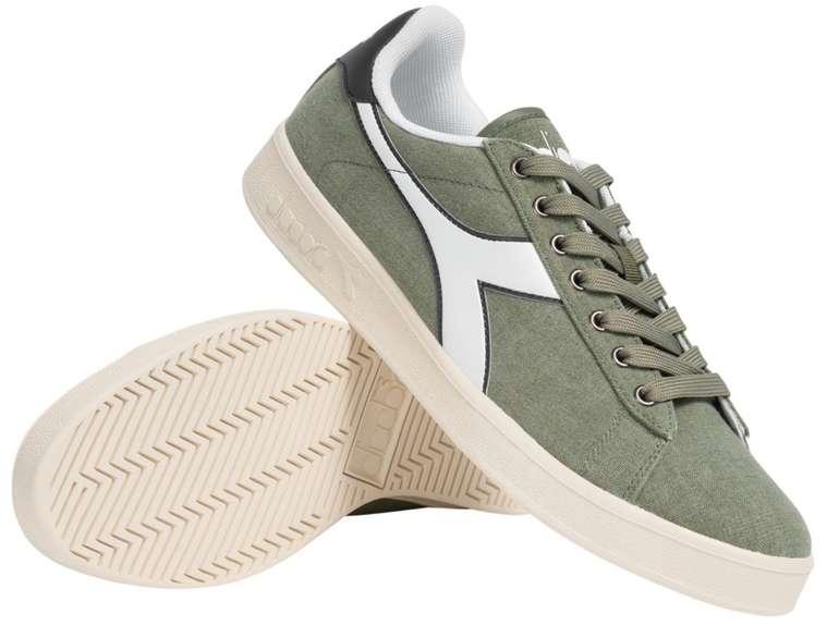 Diadora Game CV Herren Sneaker für 24,15€ inkl. Versand (statt 36€)