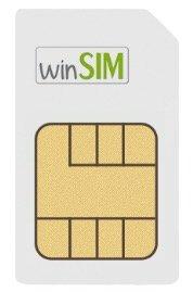 WinSIM o2 AllNet Flat mit 5GB LTE für 9,99€ mtl. (statt 12,99€) - mtl. kündbar + 10€ Wechselbonus