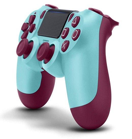 Sony PlayStation 4 DualShock 4 Wireless Controller V2 Berry Blue