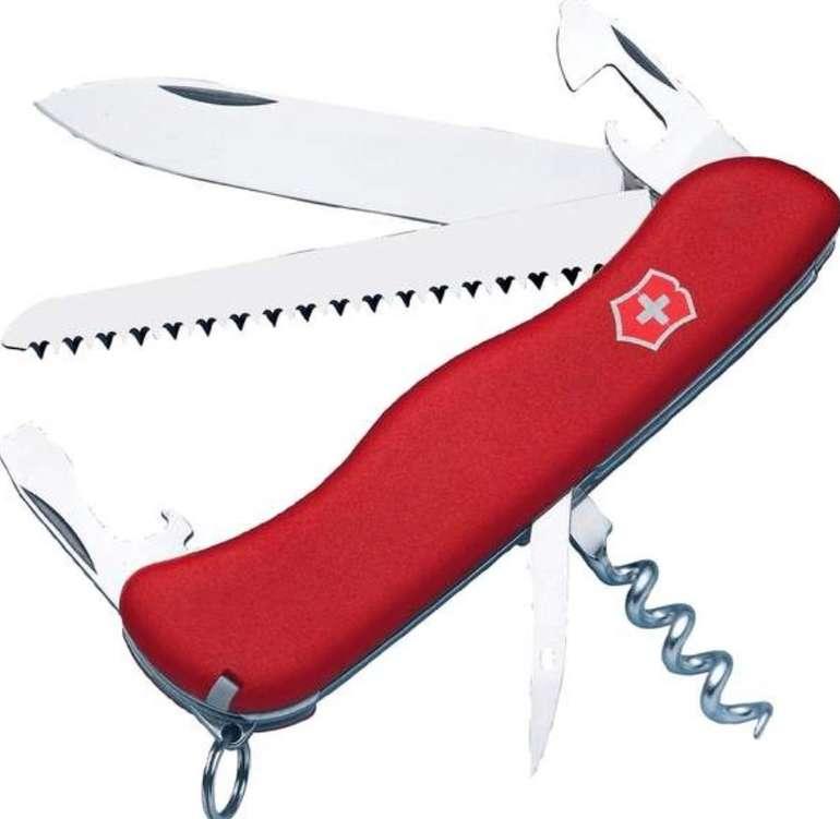 Victorinox Rucksack Taschenmesser 0.8863 mit 12 Funktionen in rot für 25€ inkl. Versand (statt 29€)