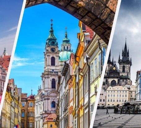 Prag-Reisegutschein - 3 Tage inkl. Frühstück und Moldauschifffahrt für 39€ p.P