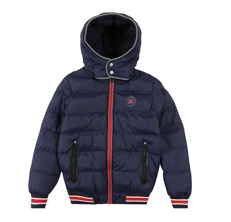 Cars Jeans Kinder Jacke 'Gasone' in navy/rot für 26,06€ inkl. Versand (statt 61€)