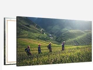 MeinFoto: -90% auf Fotoleinwände, z.B. 20x20xm Leinwand für 2,89€ zzgl. Versand!