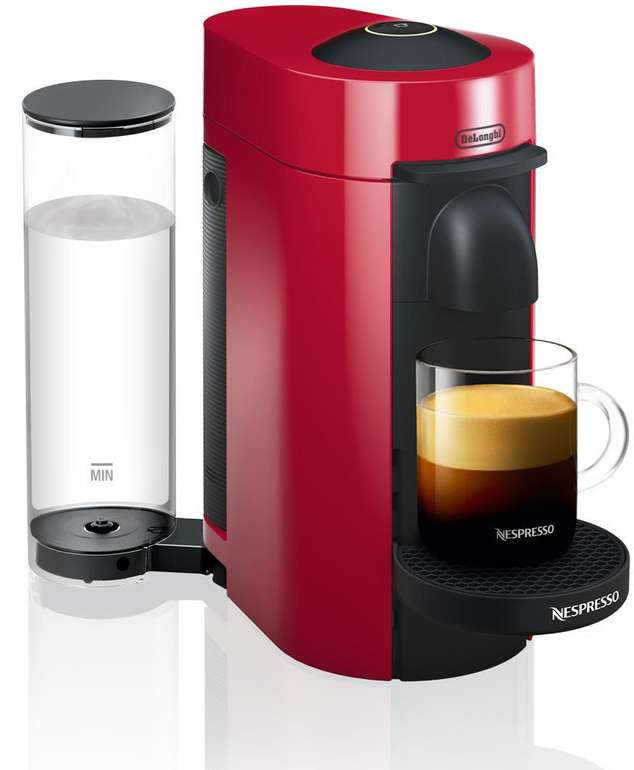 DeLonghi ENV 150.R Nespresso Vertuo Kaffeekapselmaschine für 49,50€ (statt 79€)