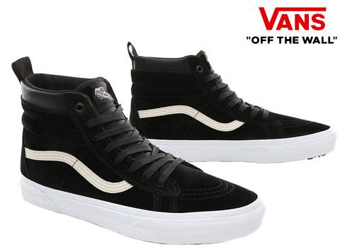 Vans UA SK8-HI MTE Herren Sneaker für 55,90€ inkl. Versand (statt 77€)