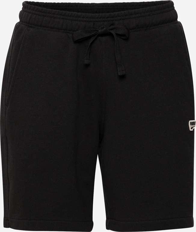 """Puma Shorts """"Downtown"""" in Schwarz für 20,93€ inkl. Versand (statt 30€)"""