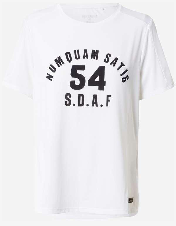 Superdry Damen T-Shirt in schwarz / weiß für 14,93€ inkl. Versand (statt 24€)