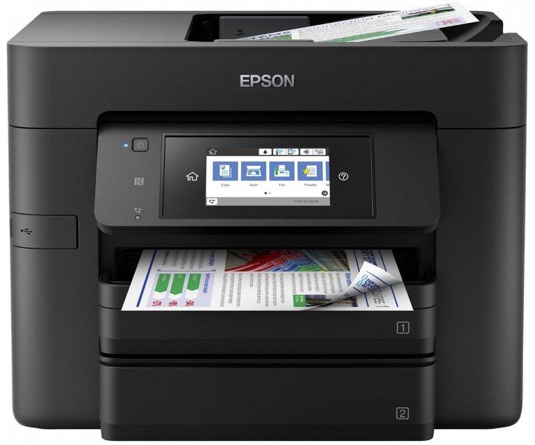 Epson WorkForce Pro WF-4740DTWF Multifunktionsgerät für 198,50€ + 20€ Cashback!