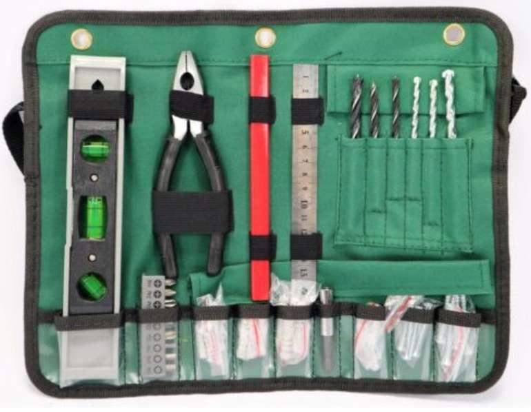 50-tlg. Bosch Gürteltasche Bohrer-Set (2607019512) für 9,89€ inkl. Versand (statt 15€)
