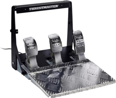 Thrustmaster T3PA-PRO Pedalset (PC, PS3, PS4, Xbox) für 105,89€ inkl. VSK