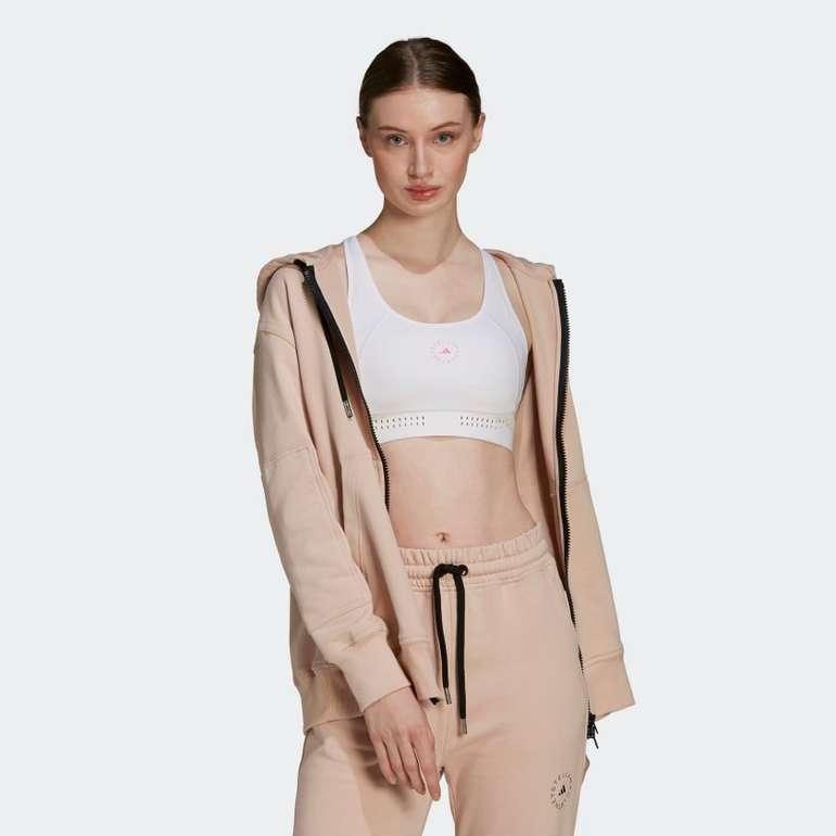 Adidas by Stella McCartney Sportswear Kapuzenjacke in 2 Farben für 112,50€ inkl. Versand (statt 146€)