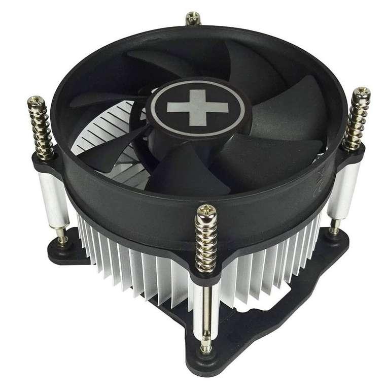 Xilence I200, CPU-Kühler, 65W TDP für 3,80€ inkl. Prime Versand (statt 7€)