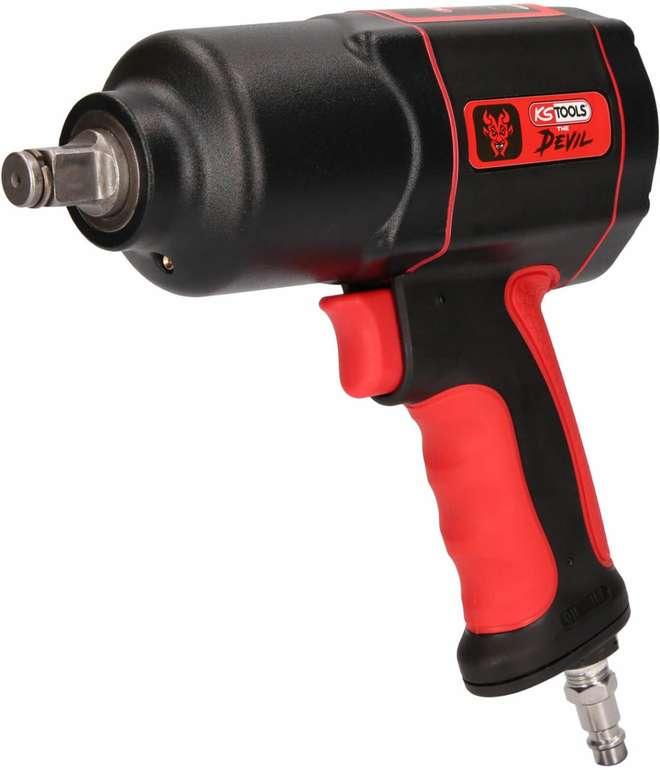 """KS Tools Mini-Druckluft-Schlagschrauber 1/2"""" 407 Nm (515.1200) für 50,86€ inkl. Versand (statt 56€)"""