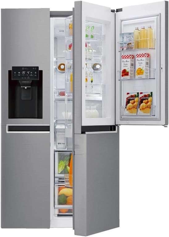 LG GSJ 761 PZTZ Side-by-Side Kühl-Gefrierkombination mit 601 l & A++ für 1.448,90€ (statt 1.549€)