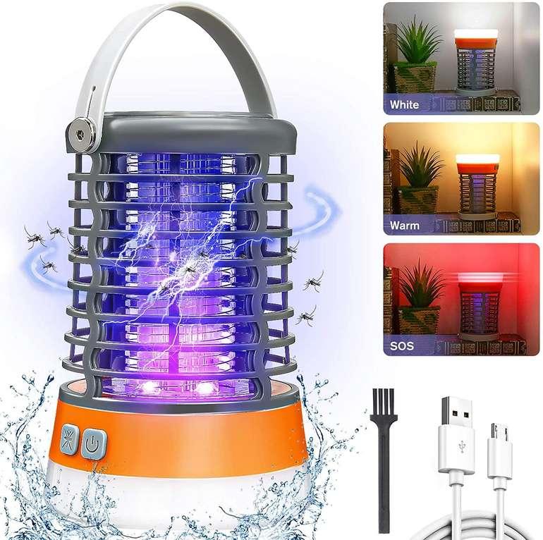 Ambother 2-in-1 Mücken- und Zeltlampe für 12,59€ inkl. Prime Versand (statt 21€)