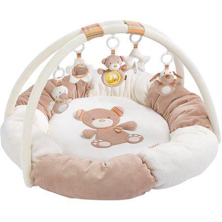 Fehn Spielbogen 3D Activity-Nest Teddy für 46,99€ inkl. Versand