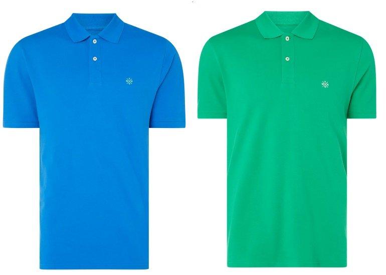 Montego Poloshirt aus Piqué 2