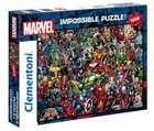 Clementoni Marvel Puzzle Impossible mit 1.000 Teilen für 8,29€ inkl. Versand (statt 14€) - Thalia Club!