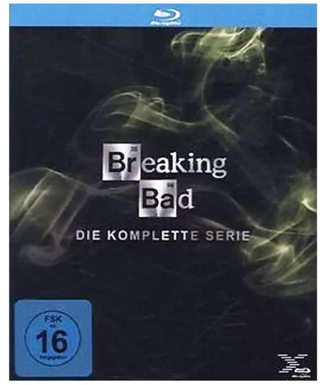 Breaking Bad - Die komplette Serie (Blu-ray) für 34,97€ inkl. Versand (statt 44€)