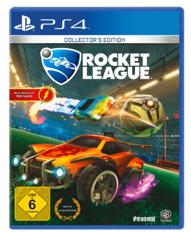 Rocket League: Collector's Edition (Xbox One) für 15€ inkl. Versand (statt 20€)
