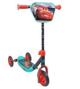 Disney Spiel-, Bastel- & Malsachen im Sale z.B. Tretroller im Cars Design 15,99€