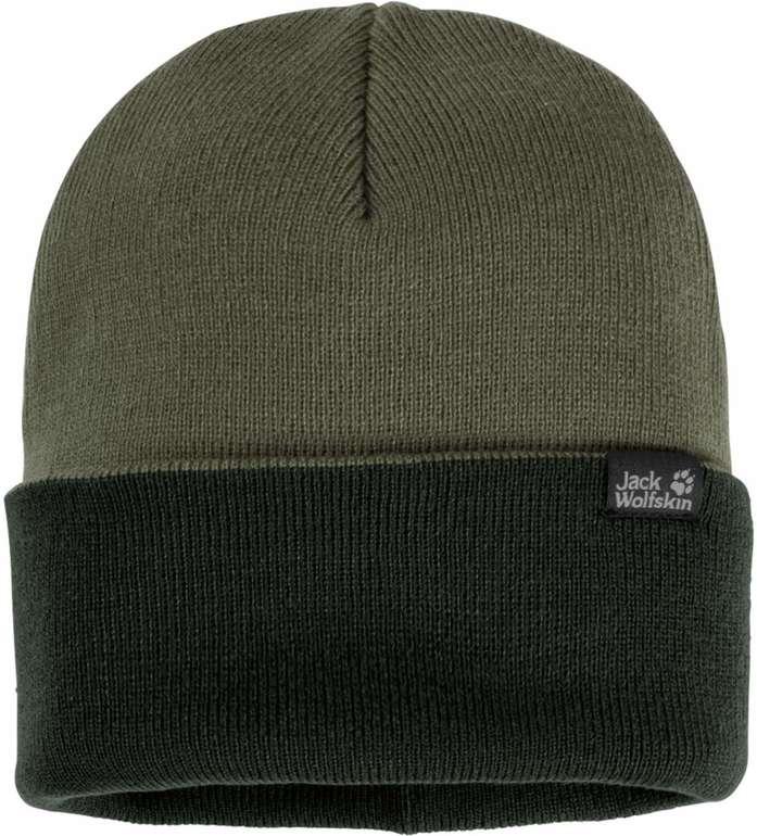 Jack Wolfskin RIB HAT Strickmütze für 7,40€ inkl. Versand (statt 15€)