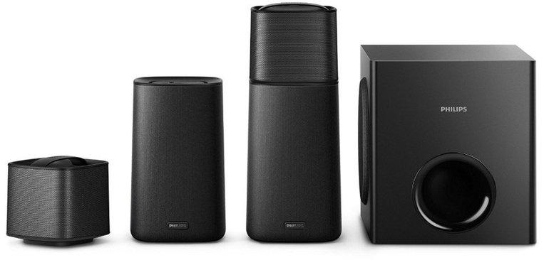 Philips CSS5235Y/12 2.1 Heimkino-System mit Bluetooth für 193,98€ (statt 349€)