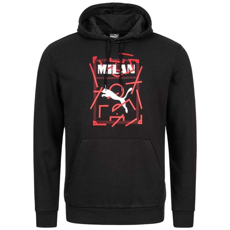 SportSpar AC Mailand Sale - z.B. DNA Herren Hoody Kapuzen Sweatshirt für 23,99€ (statt 34€)