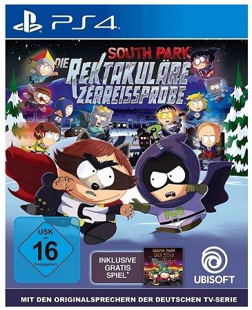 South Park: Die rektakuläre Zerreißprobe (PS4) für 11,50€ (statt 18,50€)