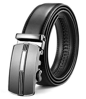 Xianguo Herren Automatik Gürtel aus Leder für 10,79€ inkl. Prime Versand