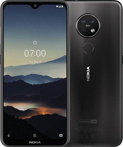 Nokia 7.2 Smartphone mit 128GB Speicher & 6GB RAM für 225€ inkl. VSK (statt 333€)
