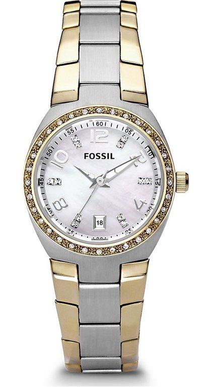 Christ mit bis zu 70% Rabatt auf Uhren von Topmarken - Fossil Damenuhr zu 63,21€