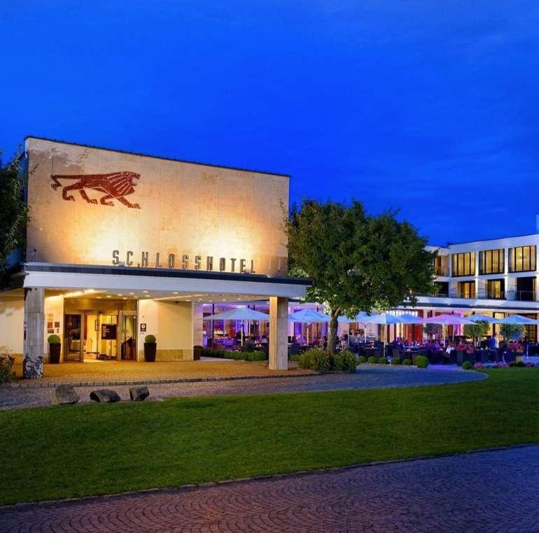 2 Übernachtungen im 4* Schlosshotel Bad Wilhelmshöhe inkl. Frühstück, Dinner, Wellness & mehr ab 119€ p. P.