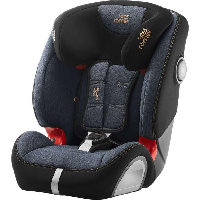 Britax Römer Kindersitz Evolva 123 SL SICT Blue Marble für 146,08€ (statt 162€)