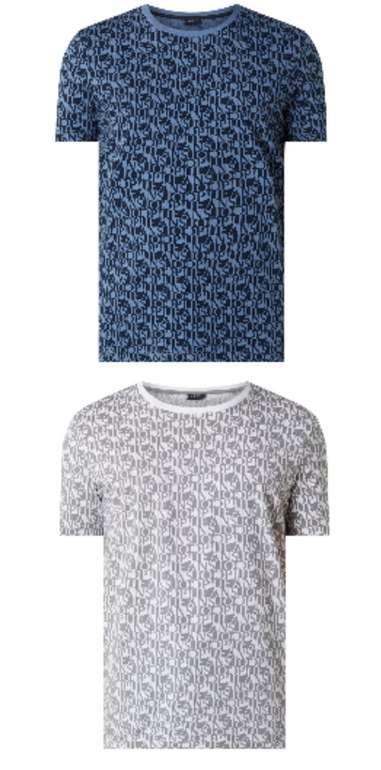 "JOOP! Jeans T-Shirt mit Logo-Muster ""Alessandro"" für 19,99€inkl. Versand (statt 31€)"