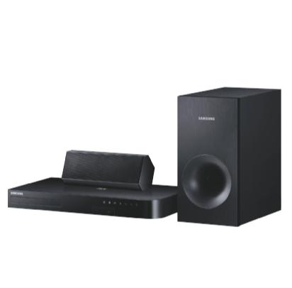 Samsung HT-J4500 - 5.1 Heimkino (5 Lautsprecher, Subwoofer, App) für 159€