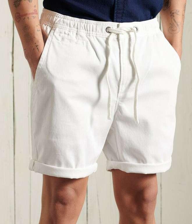 Superdry Herren Sunscorched Chino-Shorts in vielen Varianten für je 22,95€ inkl. Versand (statt 32€)