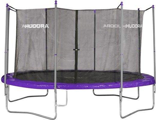 Hudora Fitness Trampolin 400 mit Sicherheitsnetz für 162,88€ inkl. Versand