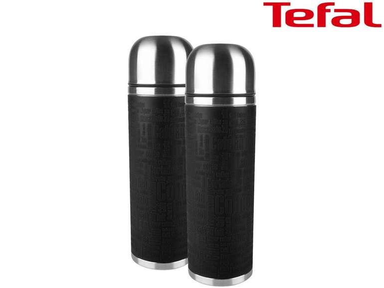 2er Pack Tefal K30642 Edelstahl-Isolierflasche (0,5 Liter) für 28,90€ inkl. VSK