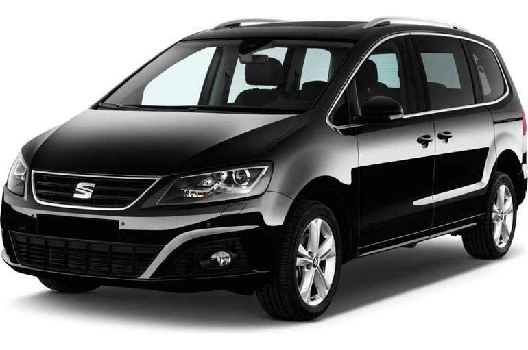 Seat Alhambra Style mit 150PS für 189€ Brutto mtl. im Privat- & Gewerbeleasing (Überführung: 999€, LF: 0,53)