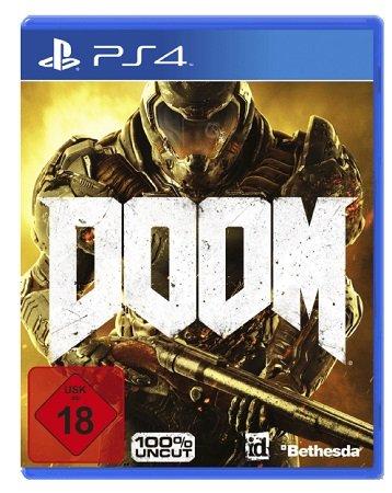 DOOM - 100% Uncut für Playstation 4 für 13,99 inkl. Versand (statt 20€)