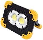 Utorch W1 wiederaufladbares LED-Flutlicht mit Powerbank für 9,11€ inkl. Versand