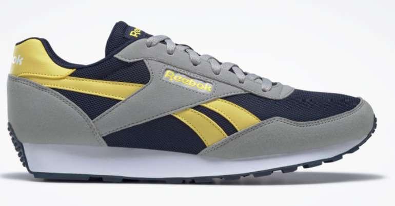Reebok Rewind Run Herren Schuhe in Grau/Blau für 40€ inkl. Versand (statt 50€)