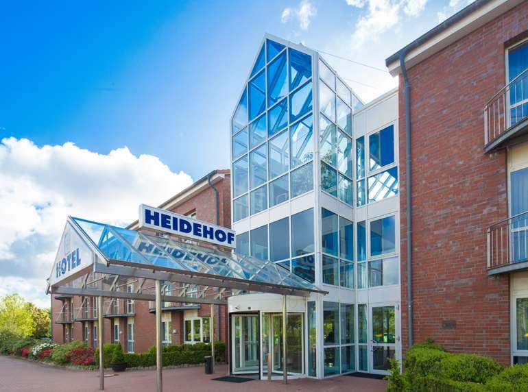 Rendsburg: 2 ÜN im 4* Hotel Heidehof (Frühstück, Willkommensdrink, Wellness) für 99€ p.P (statt 155€)